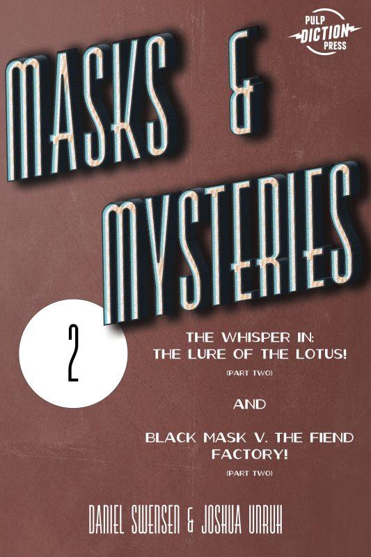 Masks & Mysteries #2