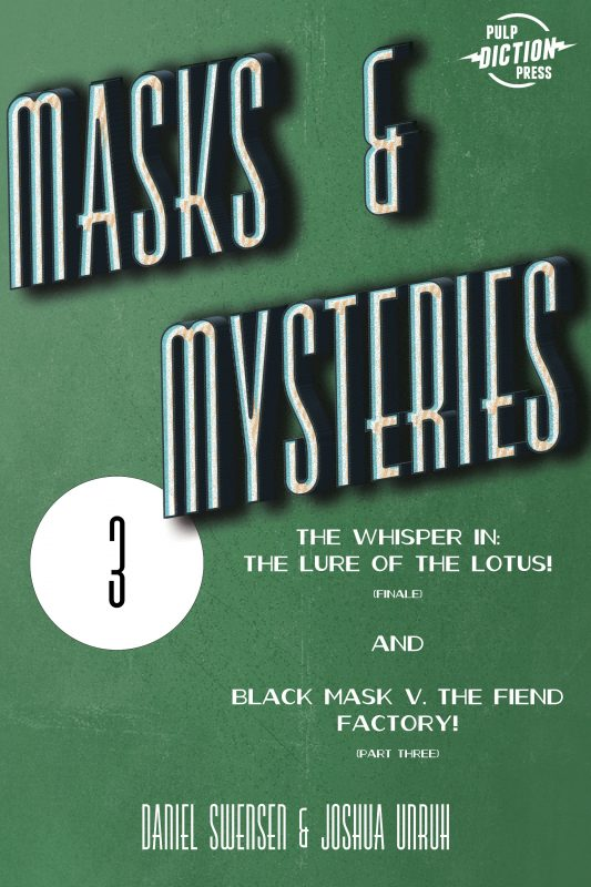 Masks & Mysteries #3
