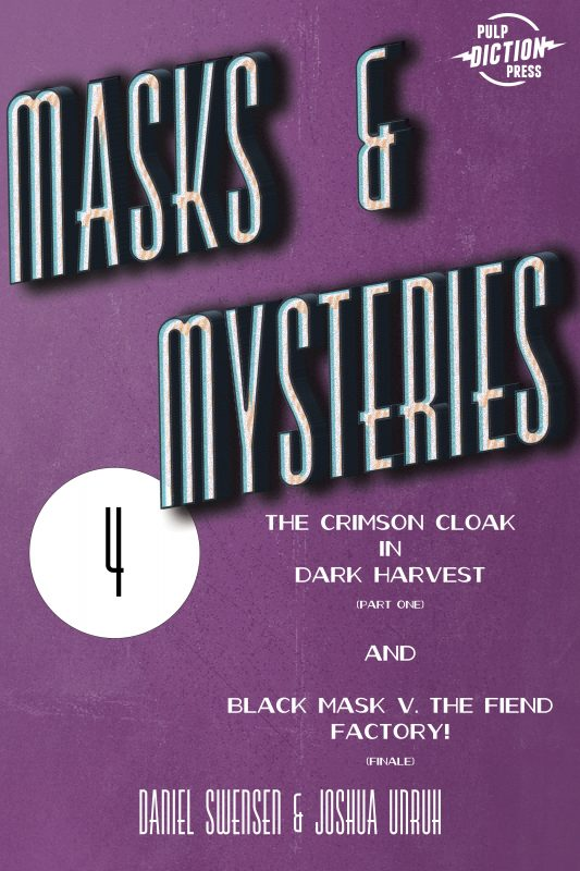 Masks & Mysteries #4