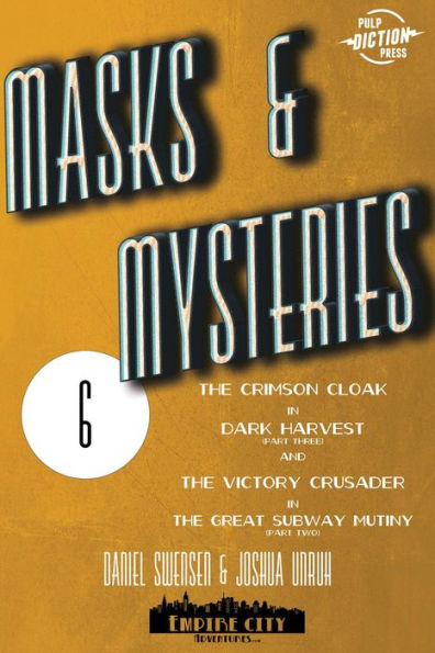 Masks & Mysteries #6