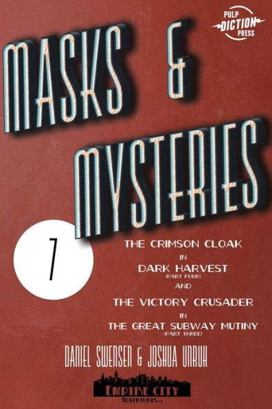 Masks & Mysteries #7