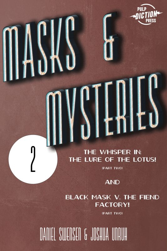 Masks & Mysteries #2