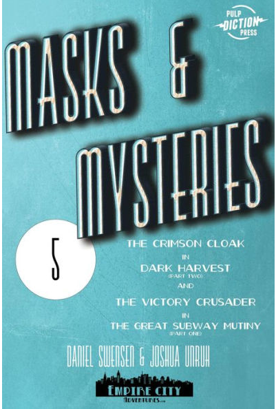 Masks & Mysteries #5