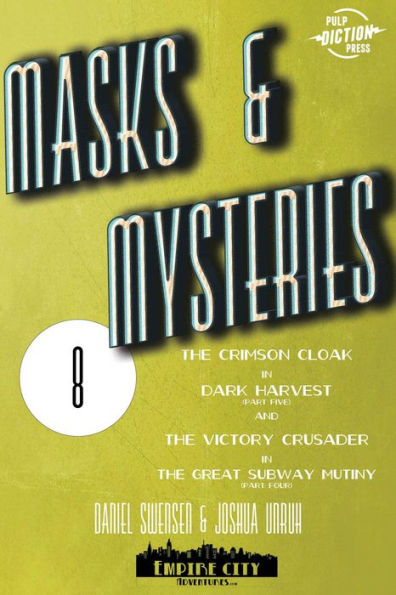 Masks & Mysteries #8